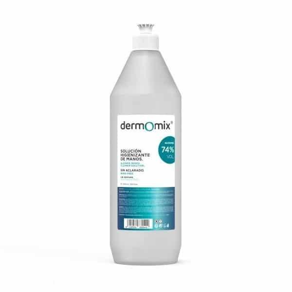 solucion higienizante 1 litro