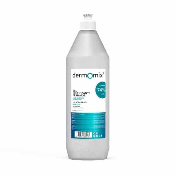 Pack gel hidroalcoholico de manos formato grande